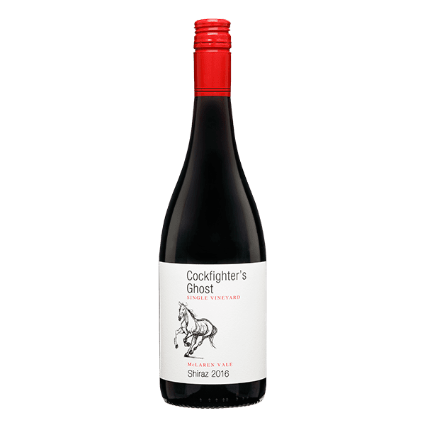 Single Vineyard Shiraz 2016