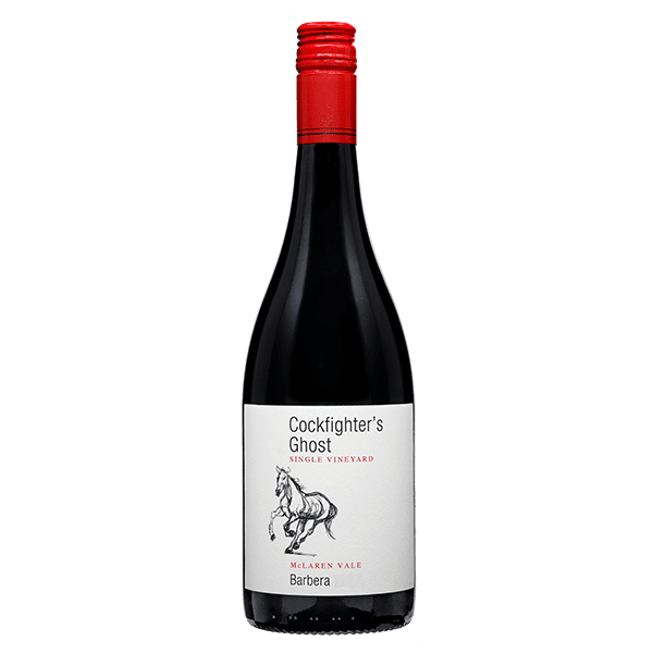 Single Vineyard Barbera 2017
