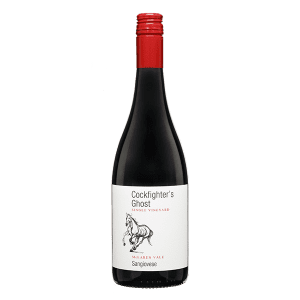 Cockfighters Ghost Single Vineyard Sangiovese McLaren Vale 2016 web