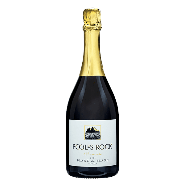 POOLES ROCK BLANC DE BLANC